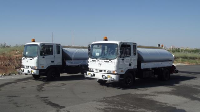 Water Tankers 8.000 LT