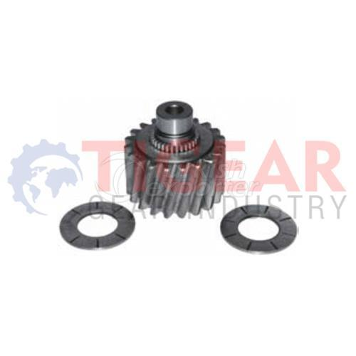 Differential Gear 100.03.1002