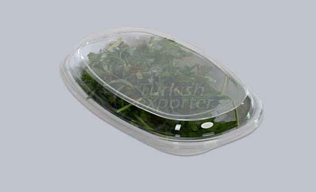 Oval Plate Lid 24cm