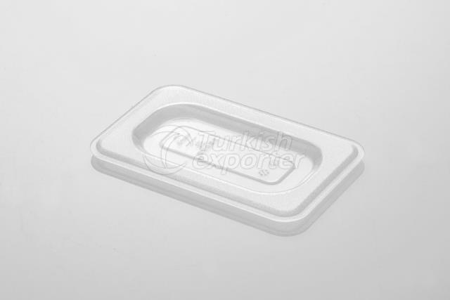 Polycarbonate GN 1/9 Lid
