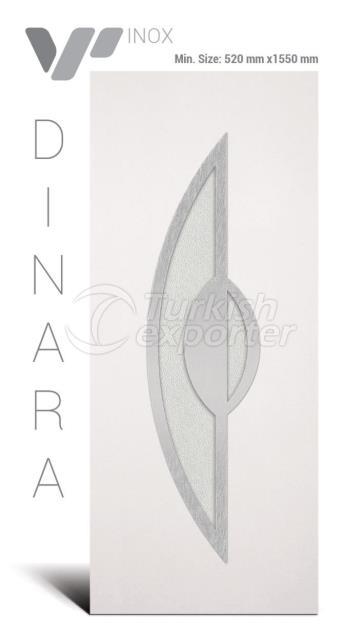 Vetropan Inox Dinara