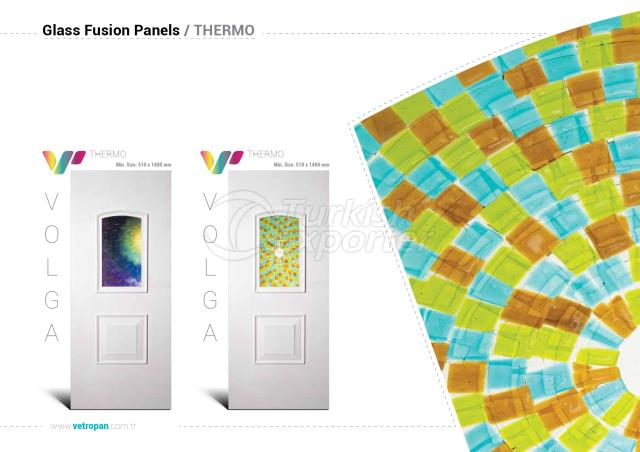Glass Fusion Panels