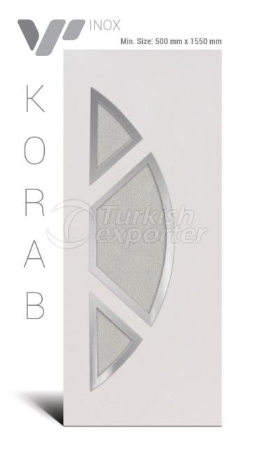 Vetropan Inox Korab
