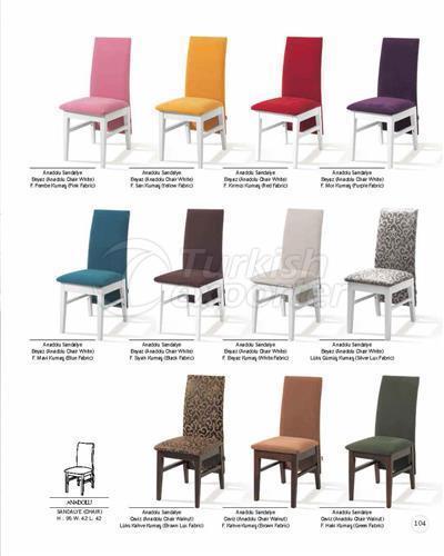 Chairs Anadolu