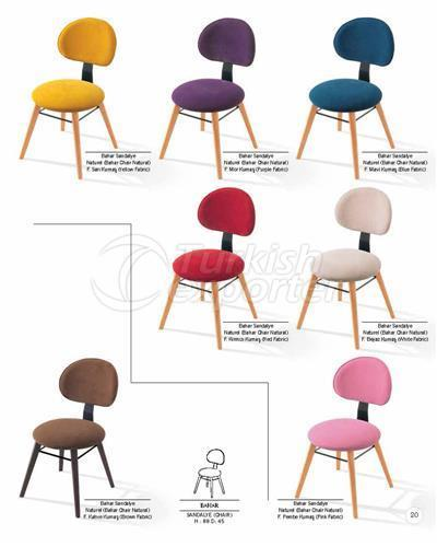 Chairs Bahar