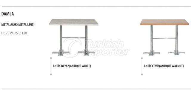 Tables Damla