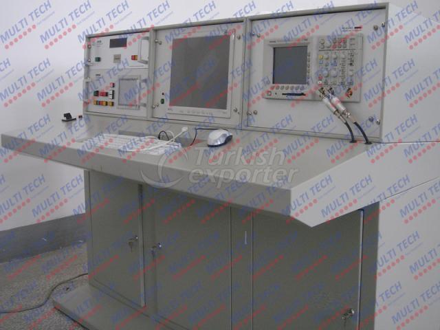 MLT-300kV-30 kJ Lightning Testing Equipment
