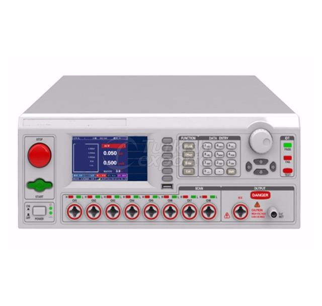 Multi-Way Withstanding Voltage and  Insulation Resistance Tester