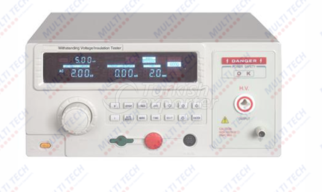 MT 72X Voltage Withstand Tester