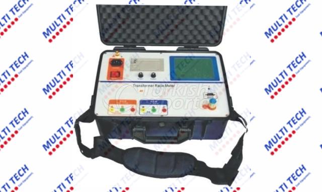 MTBC-901 Transformer Ratio Tester