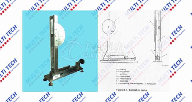 MLTCSH Hammer Calibration Device