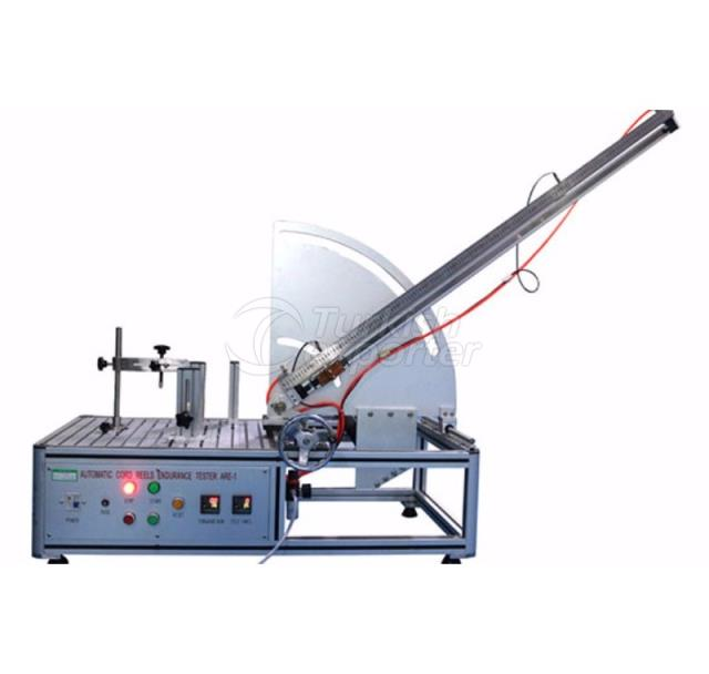 Automatic Cord Reels Endurance Tester