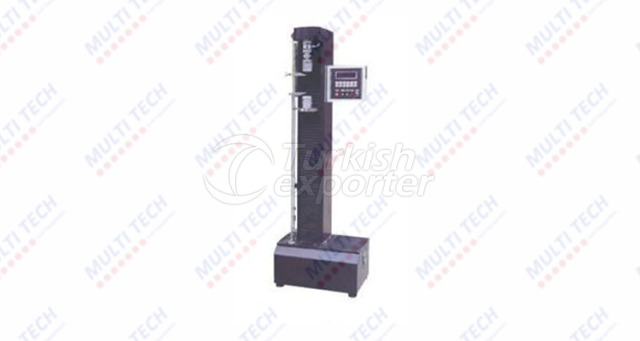MLT-1 Microcomputer Tensile Test Machine