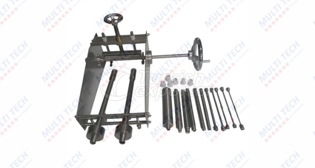 MLT-1 Cold Bend Test Apparatus