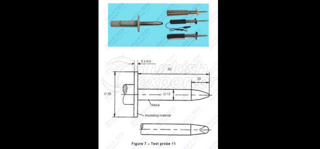 MLT-I9007 Rigid Finger Probe