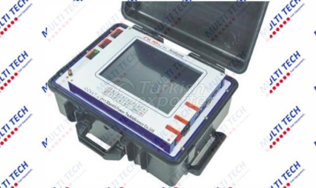 MTVA-405 CT PT Analyzer