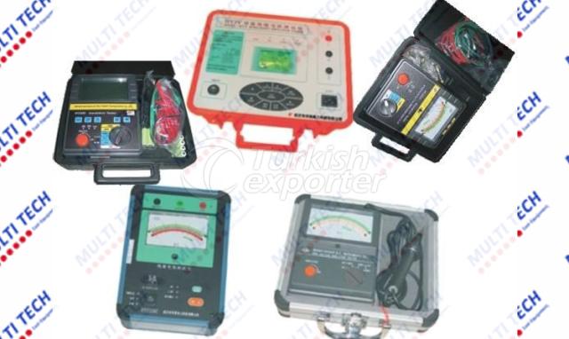 MT Series Insulation Tester