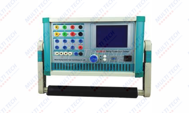 MTJB-PC Relay System Tester