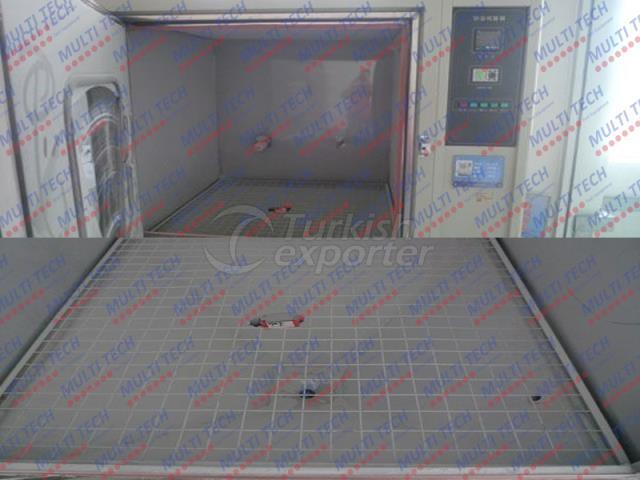 MLTDC-1 Sand Dust Chamber