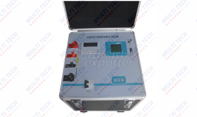 MTHL-III Contact Resistance Tester