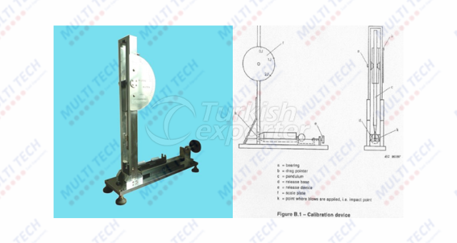 MLTCSH Hammer Calibration Device
