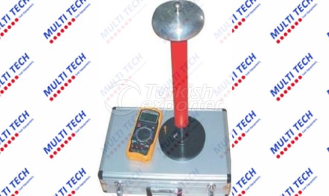 MFRC High Voltage Divider