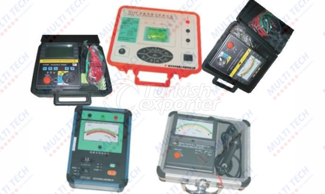 MT Series Insulation Tester