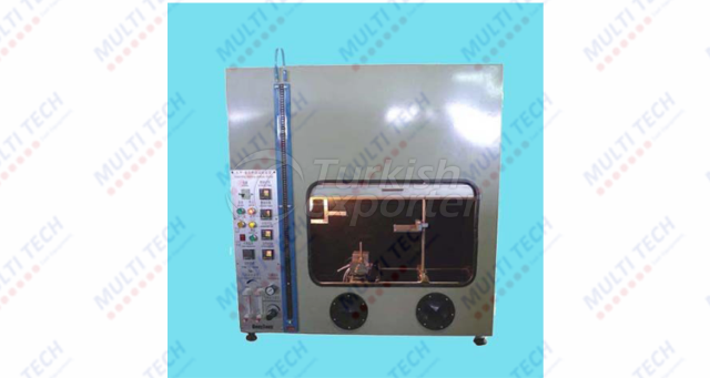 MLT-HVF3 Flame Test Apparatus