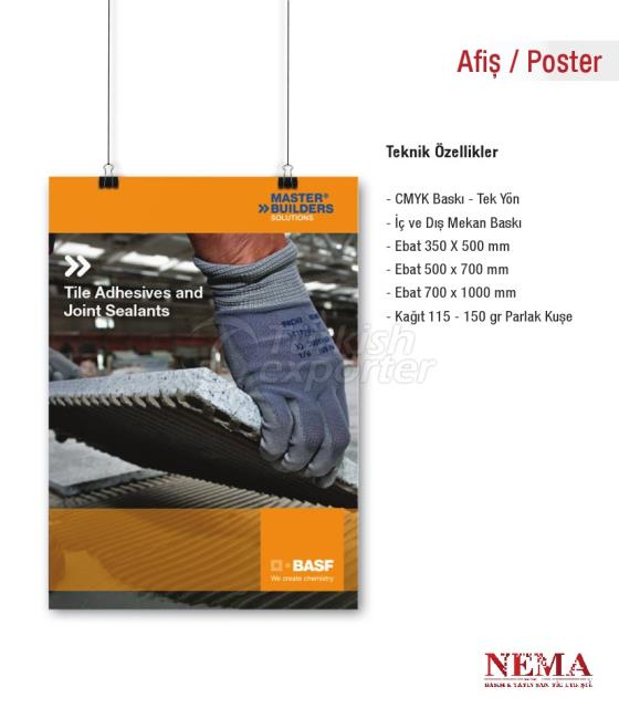 Banner - Poster