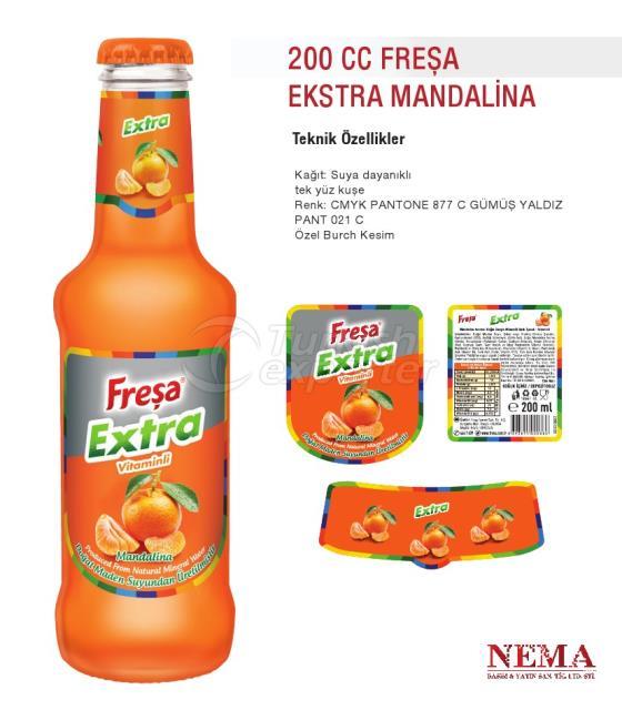 Soda Label