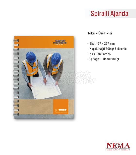 Spiral Agenda
