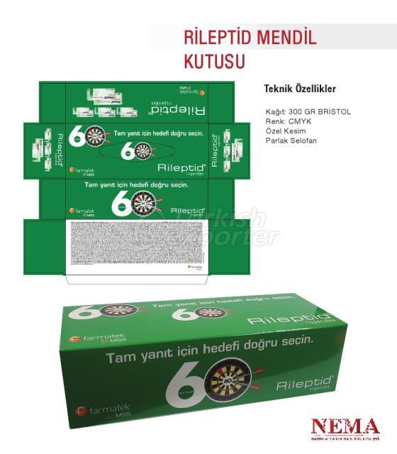 Rileptid Tissue Box