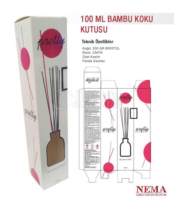 100 ml Bamboo Scent Box