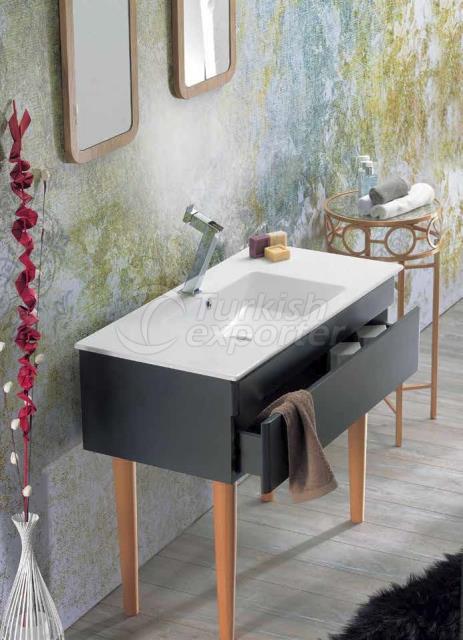 Etagere Sink Ibiza