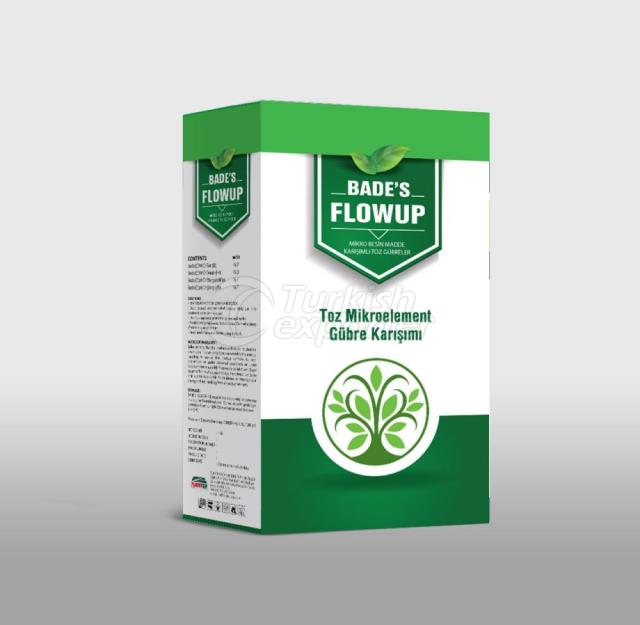 BADE'S FLOWUP