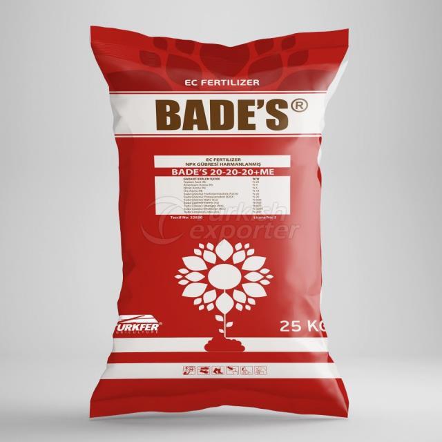 BADES 20.20.20-ME