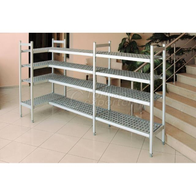 Cold Storage Shelves