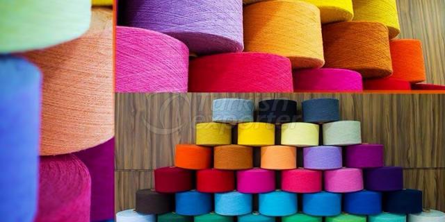 Regenerated yarn