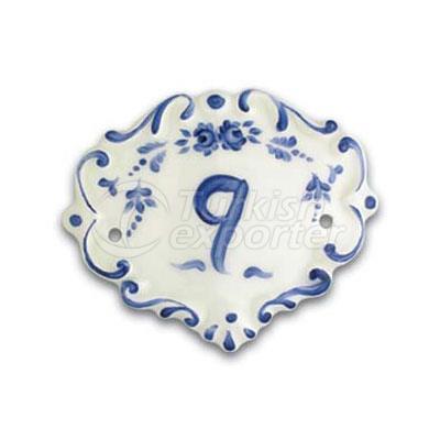 Door Number Ottoman