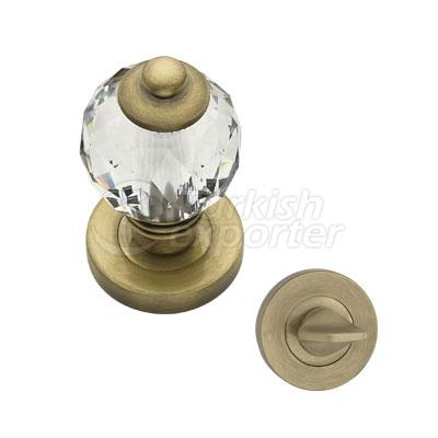 Doorknob Glass