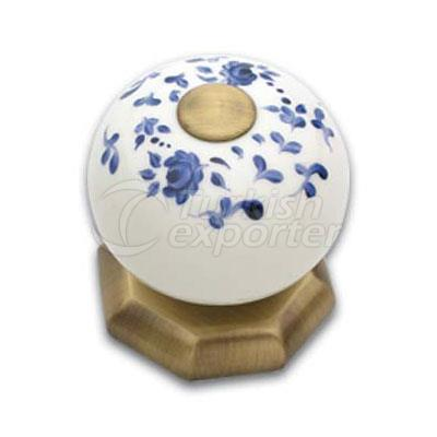 Doorknob Ottoman