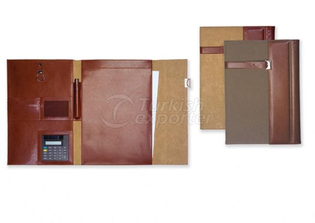 Leather Notepad