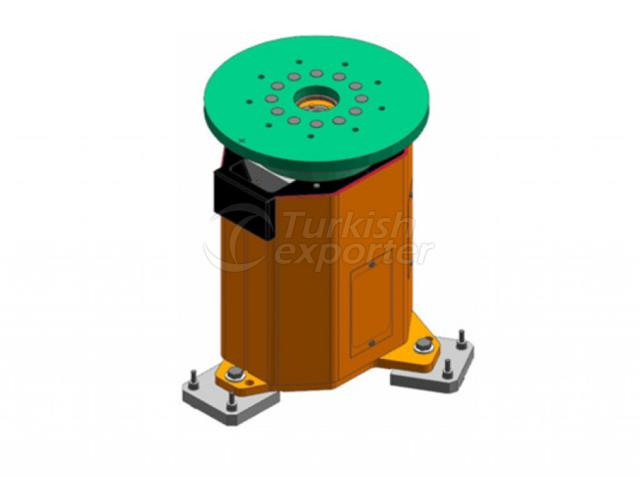 Vertical Turntable