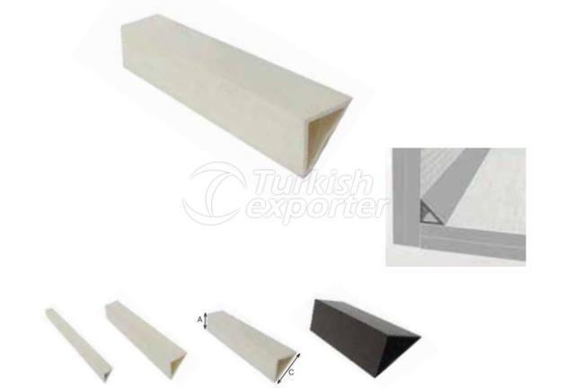 PVC Chamfers without Flange