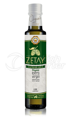 Extra-Virgin Olive Oil Organic 500ml