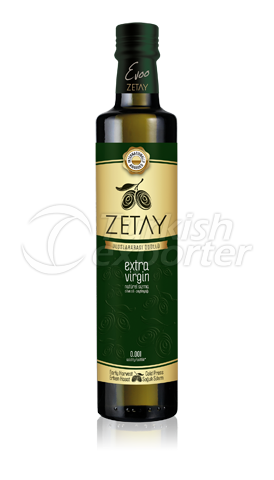 Extra-Virgin Olive Oil Evoo 500ml