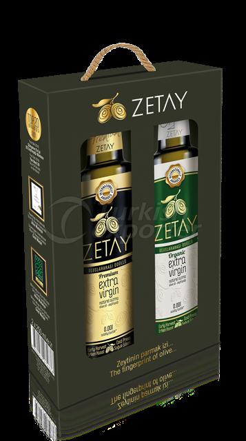Zetay Extra-Virgin Olive Oil Box