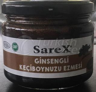 Carob Paste With Ginseng