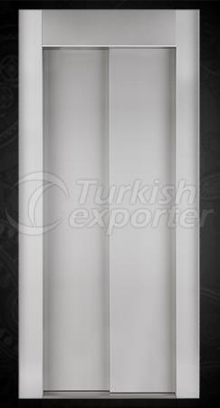 Stainless Steel Automatic Door