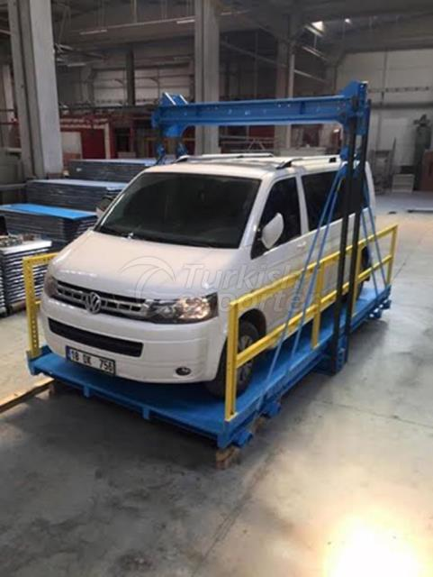 Vehicle Lifting Platform